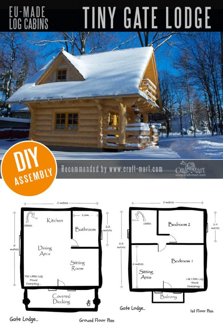 Amazing Fairy Tale Style Log Cabin Homes Craft Mart Pre Built Cabins Log Cabin Small Log Cabin