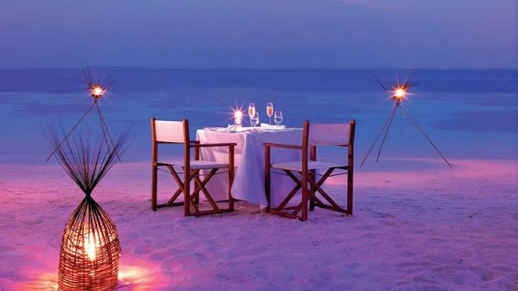 AMAZING FOR COUPLES! A unique and exclusive beachfront romantic Mexican dinner on one of the best virgin beaches in the Riviera Maya.