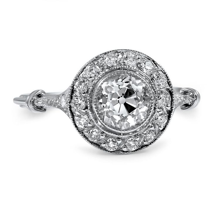 The Damia Ring, 1920's
