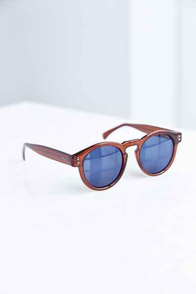KOMONO Clement Round Sunglasses - Urban Outfitters
