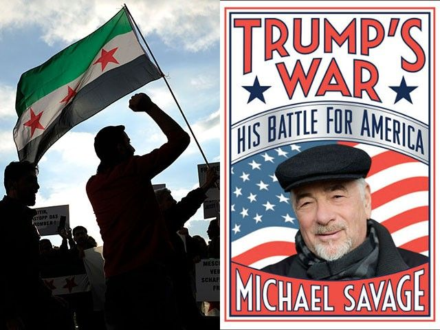 Michael Savage: Syria Is a No-Win Situation for America