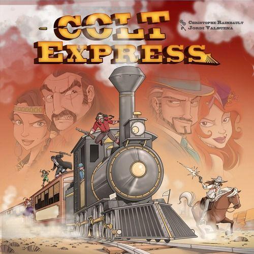 Colt Express   Image   BoardGameGeek