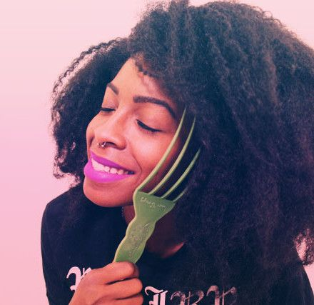 3 Newly Created Must-Have Tools for Type 4 Hair | Black Girl with Long Hair
