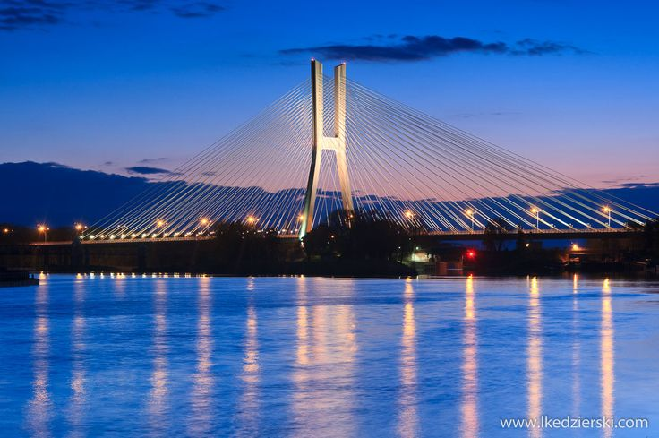 Wrocław,  Most Rędziński, najwyższy most w Polsce