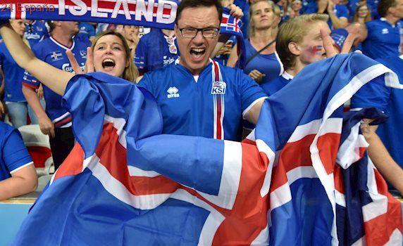 'Baby boom' en Islandia nueve meses después de la Eurocopa