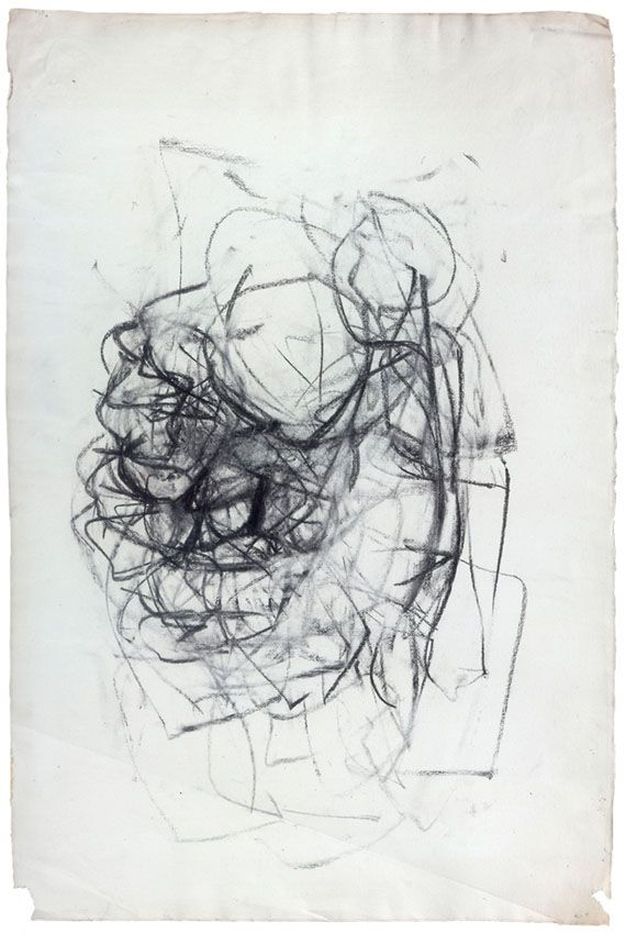 http://joanmitchellfoundation.org - Untitled, 1967
