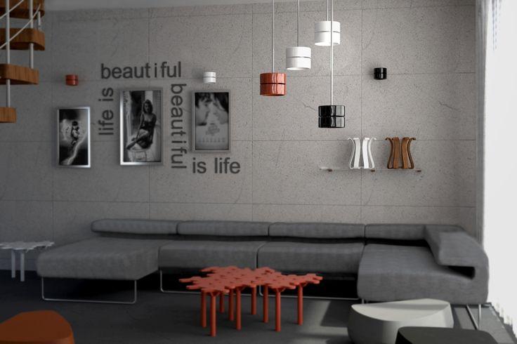 oświetlenie industrialne inspiracje - Szukaj w Google