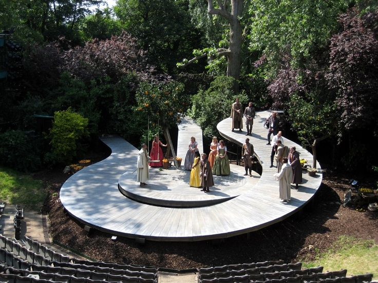 PHILIP WITCOMB THEATRE DESIGN - Much Ado About Nothing