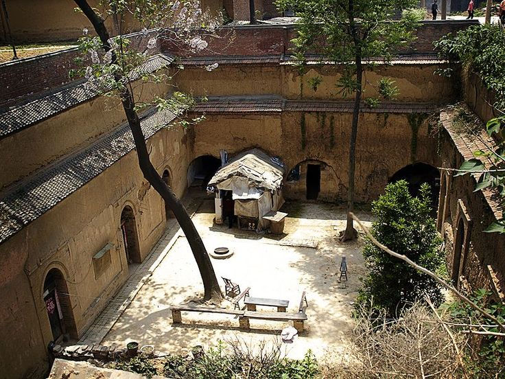underground cave home. Cave Dwelling  Courtyard 31 best Underground images on Pinterest homes Earth