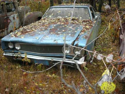 Best Rusted Forgotten Images On Pinterest Abandoned Cars