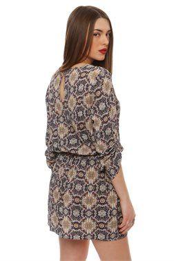 Bohο Print Φόρεμα - ΡΟΥΧΑ -> Φορέματα   Made of Grace