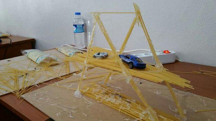 Dayanıklı köprü yapım çalışması