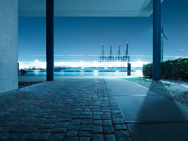 Cgi Hamburg Hamburg | Harbour | Yamaha - Cgi By Maground , Via Behance ...