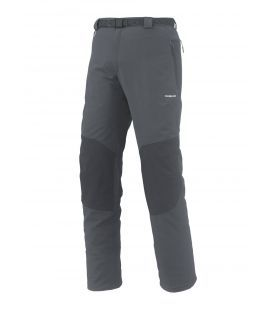 c8a9905282075 Pantalones de Montaña Trangoworld Qarun Hombre Gris Negro
