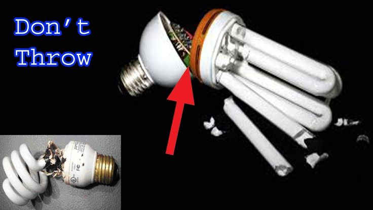 Top 5 Useful Diy Projects Using Old Cfl Light Bulb Diy Ideas Don