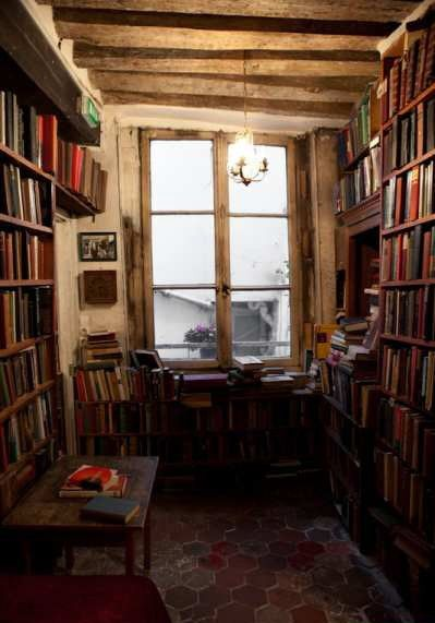 from Shakespeare and Company