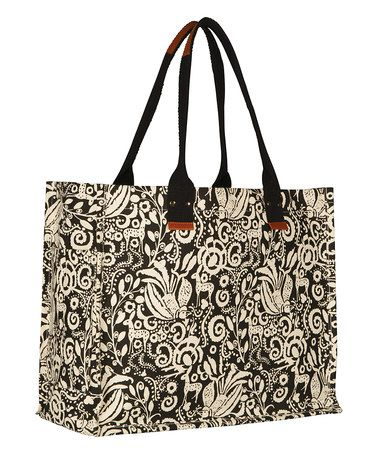 Look what I found on #zulily! Black Woodland Gigi Shopper #zulilyfinds