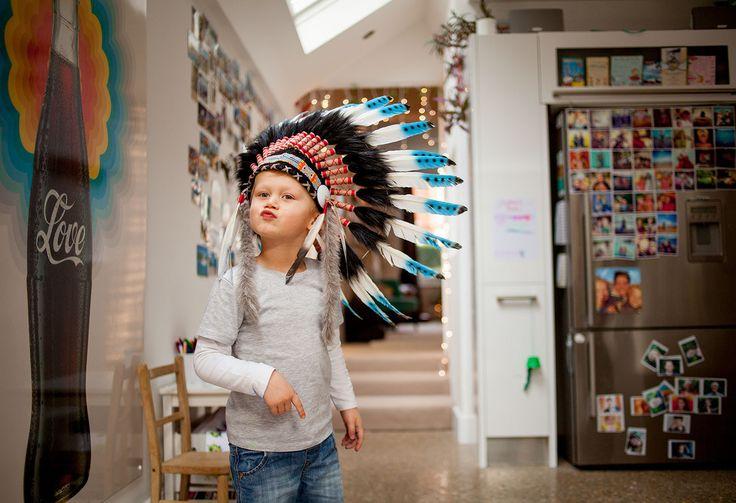 Sarah Winborn - #kid #Indian