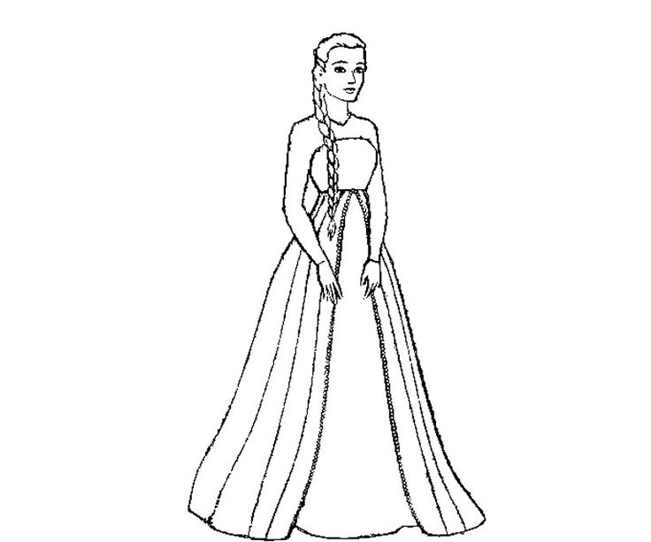 Coloring Pages Ice Princess : Best frozen coloring images on pinterest