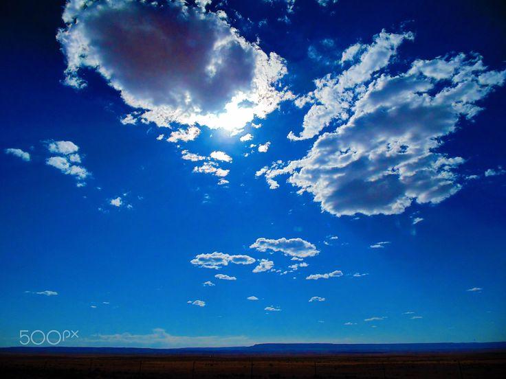 ARIZONA BLUE SKY - null