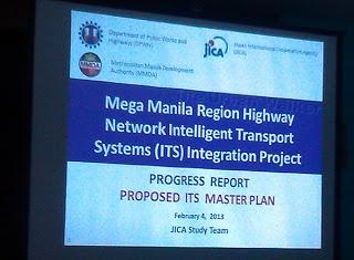 Highway Network Intelligent Transport Systems (ITS) Integration Project for Metro Manila #manila #traffic #intelligenttransport