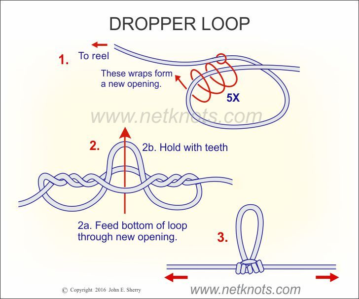 Dropper Loop