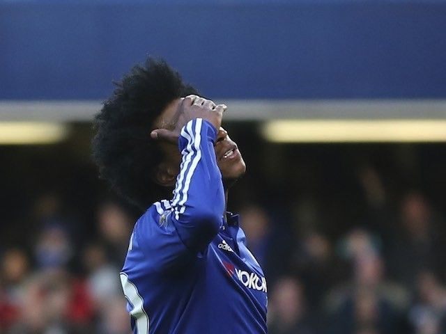 Willian: 'Antonio Conte advice paid off following win over Hull City'