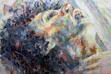 """Saatchi Online Artist Henri Lamy; Painting, """"Homicide"""" #art"""