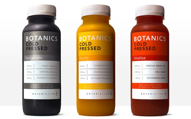 Botanics cold-pressed soft drinks to launch in All Bar One bars…