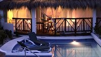 El Dorado Royale Las Casitas, Riviera Maya-Mexico.  We cannot say enough about our fabulous vacation at this all-inclusive, adult only resort!  We had a swim up room and were impressed, by gourmet food, awesome staff, etc.