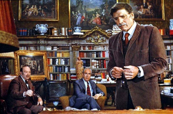 Foto Burt Lancaster da Gruppo di famiglia in un interno   FilmTV.it