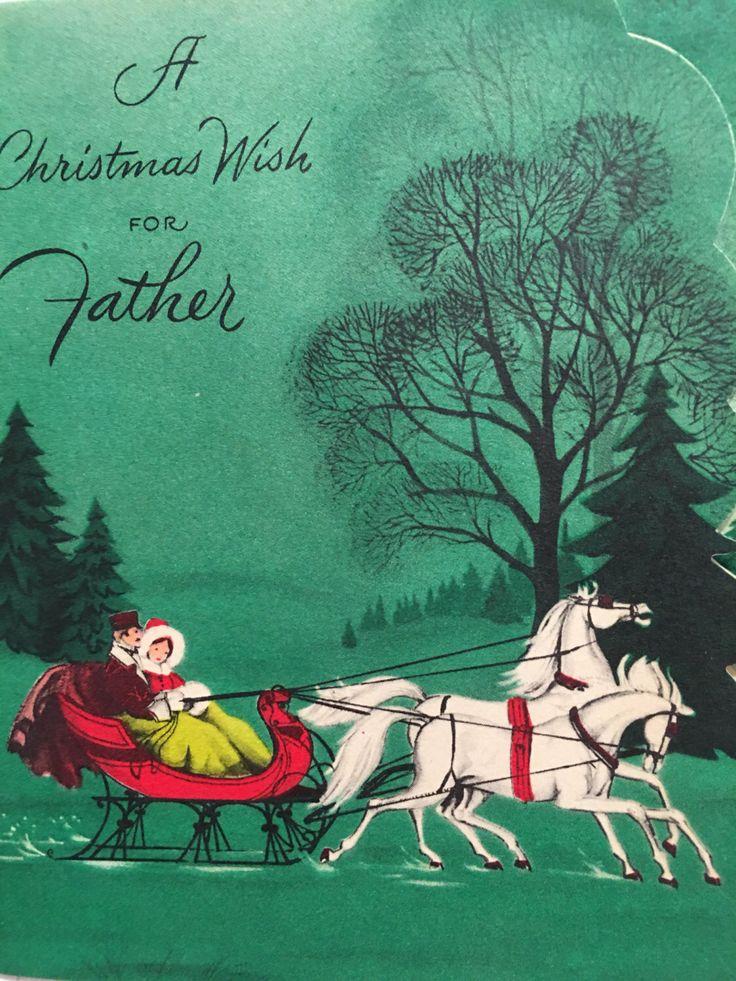 что рождественские открытки шотландии жарке