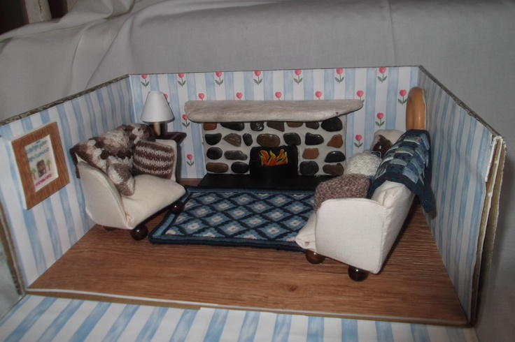 Found On Cath Kidston S Fb Page In Her Dream Room In A: 92 Best ROOM In A BOX. Images On Pinterest