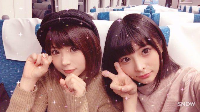 【画像】整形してそっくりキープの双子アイドル「ららぴ・るるぴ」が話題   ワロタニッキ