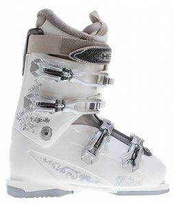 Ladies before spending a day hitting the slopes, consider grabbing a pair of Head Edge+ Hf Mya Ski Boots for women! With a flex index of 50, these put you in control while still remaining great for beginners! Featuring a sewn liner to make them extra comfy for however long you plan on using them. The Head Edge Ski Boosts for women come with a four buckle set up ensuring ultimate safety no matter what you're doing!
