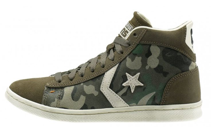 Converse W. Pro Leather Mid Canvas FW '13