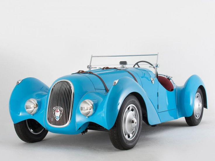 Peugeot 402 special pourtout roadster 1938 Photo 07