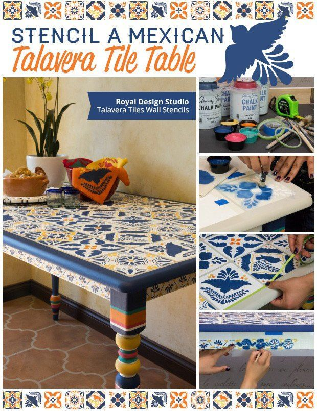 Learn more about  You don't need to go south of the border to convey residence a colourful Mexican Tala...