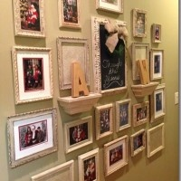 ascp, annie sloan, chalk paint, wax, gallery wall