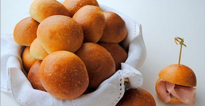 Panini all'olio - Donne Sì #pane #olio #ricetta #cucina #calorie #bambini #buffet #cereali