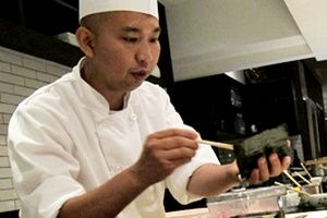 Early Report: A Master's Helper Moves Up at Sushi Nakazawa