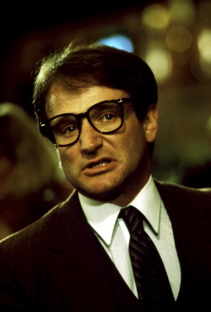 THE BEST OF TIMES, Robin Williams, 1986