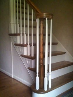Remodeling Stairs   Staircase Remodel Gallery