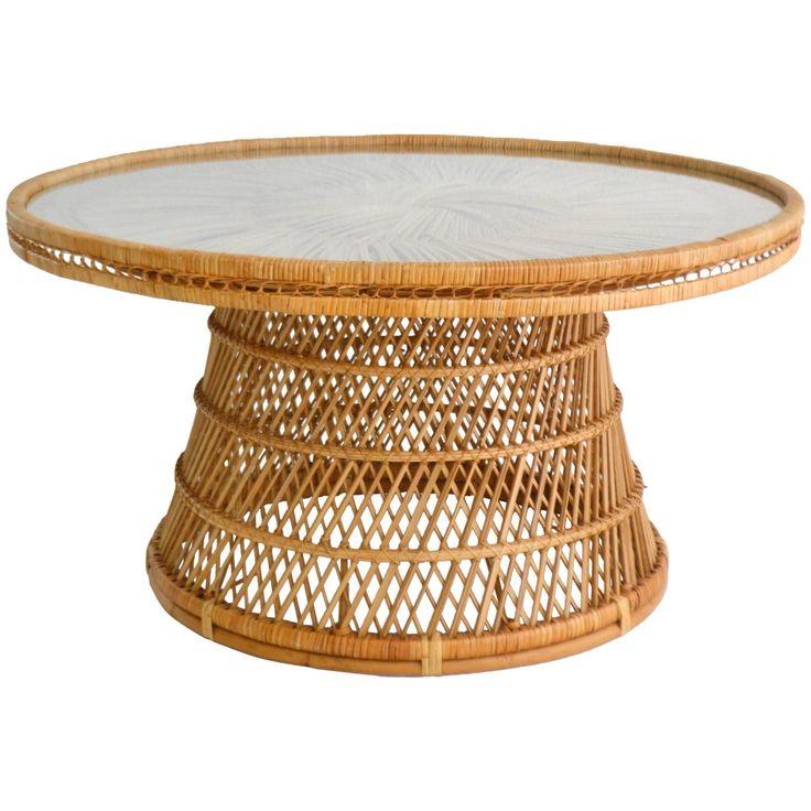 25+ best Rattan coffee table ideas on Pinterest | Wicker ...