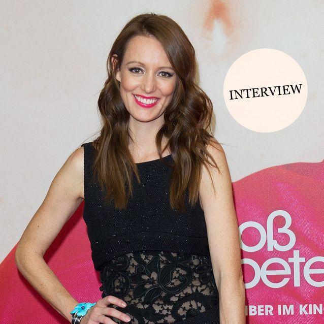 """Lavinia Wilson bei der """"Schoßgebete""""-Premiere http://www.stylebook.de/stars/Lavinia-Wilson-im-Stylebook-Interview-533196.html"""