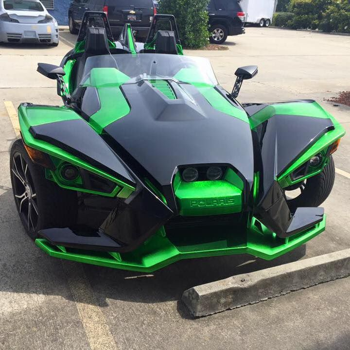 17 Best Images About Polaris Slingshot On Pinterest
