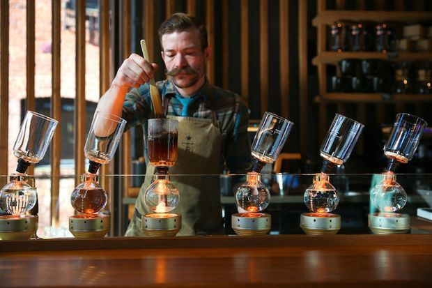 $10 coffee? The first upscale Starbucks Reserve bar just arrived in N.J.