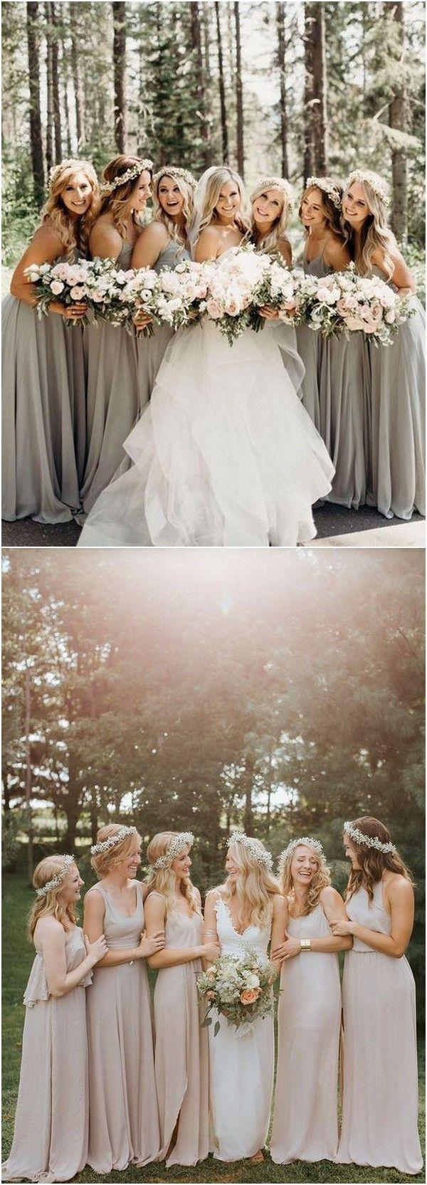 2019 Trending – 40 Elegant Neutral Color Wedding Ideas – Danielle Carter
