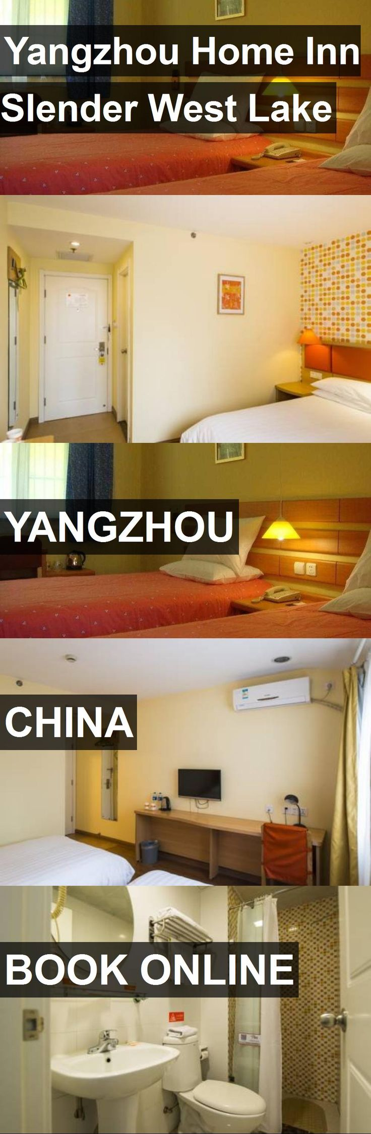 Hotel Yangzhou Home Inn Slender West Lake in Yangzhou, China. For more information, photos, reviews and best prices please follow the link. #China #Yangzhou #travel #vacation #hotel