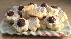 Biscotti cotti in padella un'idea facile, veloce e buona che si realizza in un attimo per soddisfare un'improvvisa voglia di dolce